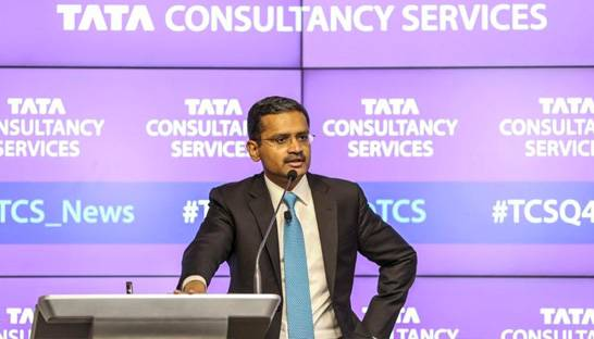 TCS becomes first Indian IT firm to cross $100 billion market capitalisation