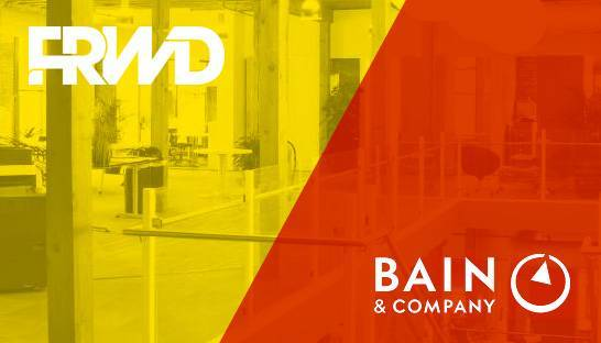 Bain builds on digital marketing capabilities through acquisition of FRWD