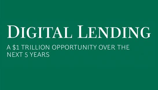 India's digital lending volume could be $1 trillion over the next five years