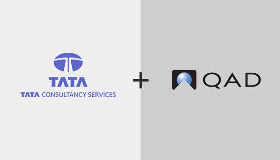TCS and QAD enter into system integrator agreement