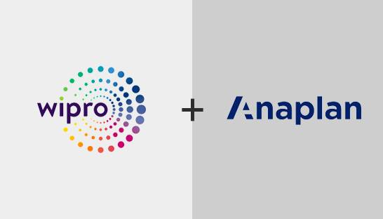 Wipro and Anaplan partner to develop Enterprise Performance Management solutions