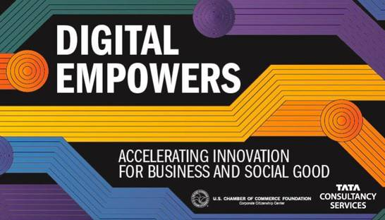 TCS partners with USCCF to operate the Digital Empowers campaign