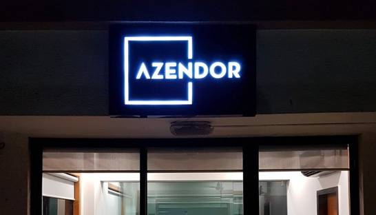 Two senior executives merge branding and legal practices to form Azendor Consulting