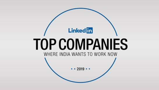 Six consulting firms make LinkedIn's top 25 companies to work for in India
