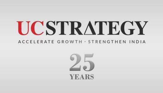 Indian consulting firm UC Strategy enjoys 25th anniversary