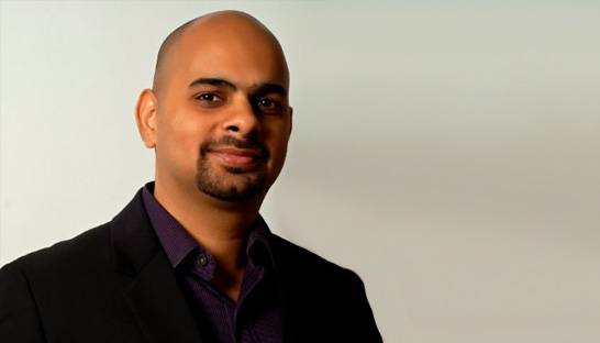 Nitesh Sahay relocates to Marketscience Consulting's London office