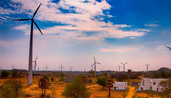 Businesses are confident of growth in India's renewable energy sector