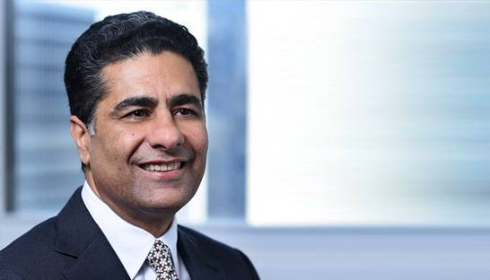 Punit Renjen begins his second term as Global CEO at Deloitte