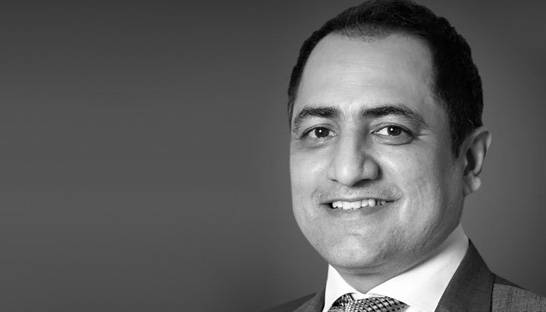 Saumitra Sehgal leads consulting firm Roland Berger in India