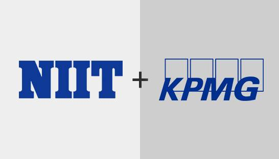 KPMG and NIIT team up to train aspiring finance professionals