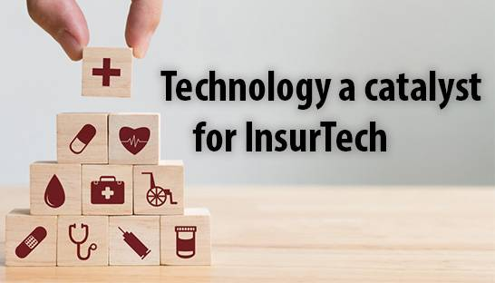 Technology acting as catalyst for India's InsurTech revolution