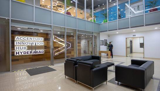 Accenture opens second Innovation Hub in India