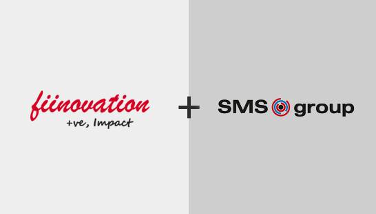 Fiinovation supports SMS Group with Covid-19 relief programme