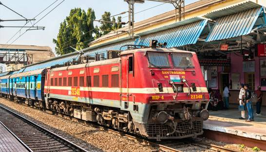 Indian railways to face historic shortfall due to Coronavirus