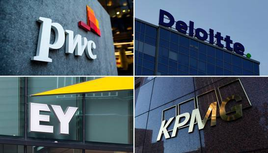 How PwC, Deloitte, EY and KPMG are cutting employee costs