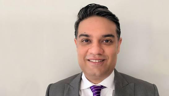 Grant Thornton's Rahul Kapur named a top leader in consulting