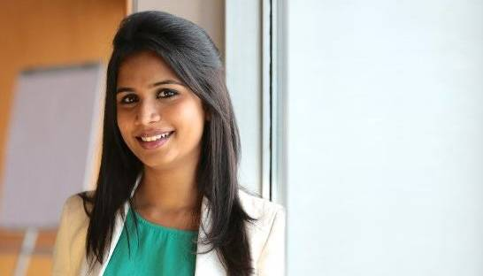 Swetha Kochar named top entrepreneur in business services