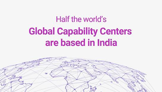 Why India is a top location for Global Capability Centers