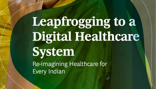 Digital Health Mission a R1.5 trillion opportunity for India
