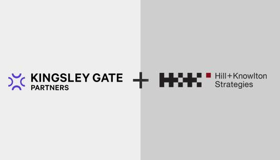 Kingsley Gate partners with Hill+Knowlton in Indian market
