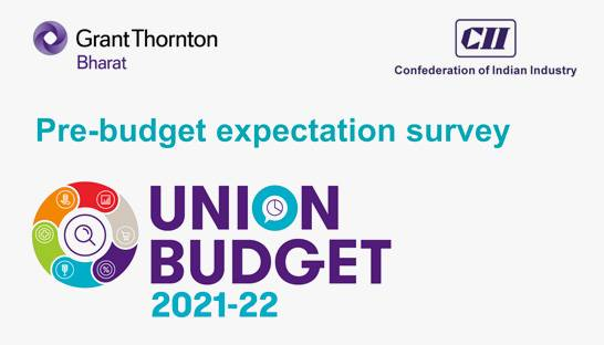 Grant Thornton's recommendations for the Union Budget 2021