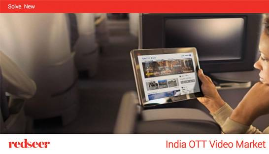 India's over-the-top streaming (OTT) market continues growth
