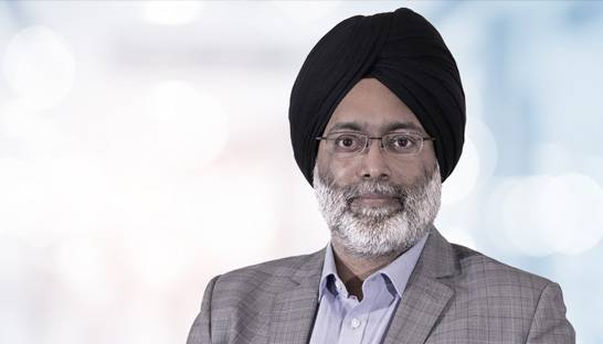 Manpreet Singh becomes Capita's first ExCo member outside the UK
